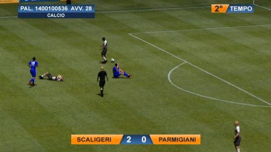 Calcio virtuale trucchi