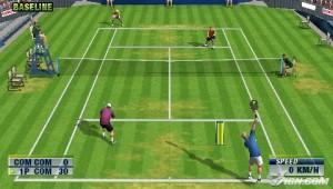 tennis virtuale