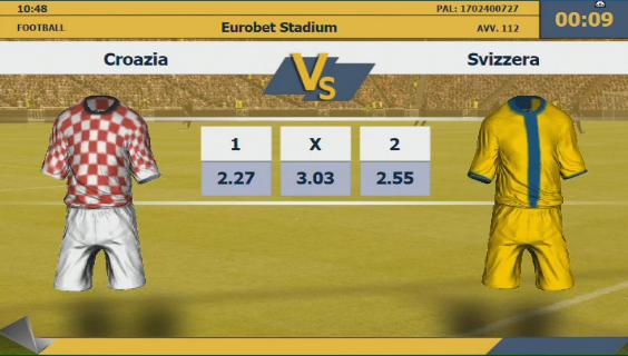 Nuovo calcio virtuale eurobet novit su quote e scommesse for Porta quote scommesse